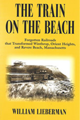 The Train On The Beach