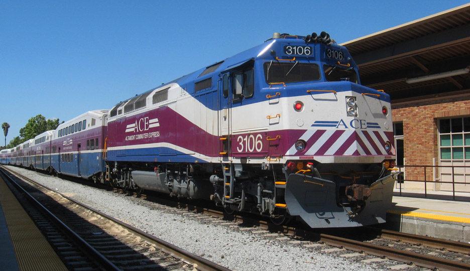 Altamont Corridor Express ACEforward Program EIS/EIR