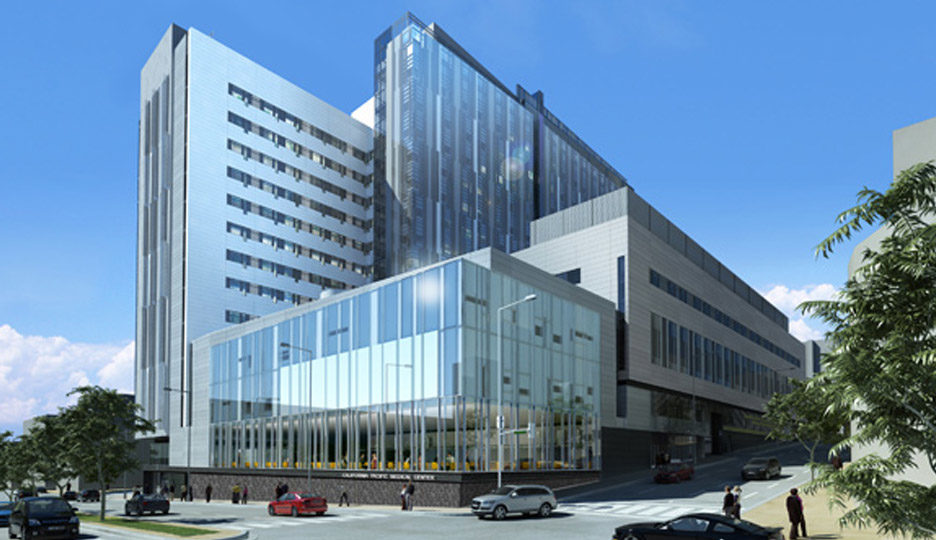 California Pacific Medical Center Institutional Master Plan