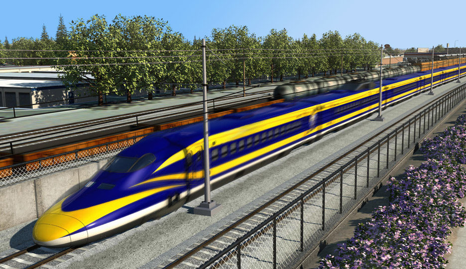 California High-Speed Rail Initial Construction Segment 1 ITS Elements