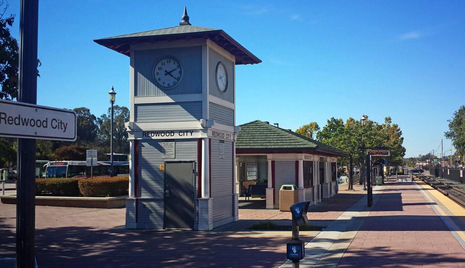 Redwood City Downtown Transit Center and Streetcar/ Urban Circulator Study