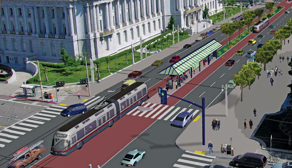 Van Ness Avenue Bus Rapid Transit Project