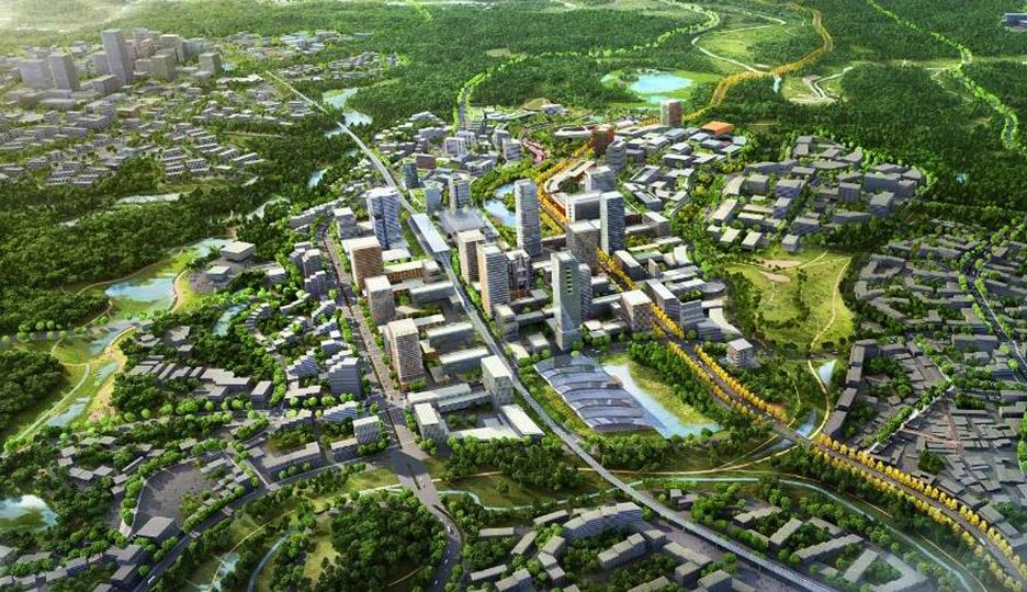 Chengdu Aerotropolis Master Plan
