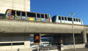 San Francisco International Airport AirTrain Extension