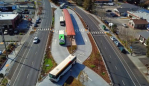 Marin Transit Redwood and Grant Transfer Center Improvements