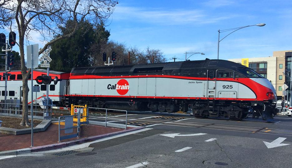 Caltrain Grade Crossing Study