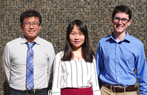 Siqing Yi, Frank Feng and Nathaniel Seeskin